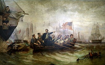 Two Hundred Years Ago this Month on Lake Erie…