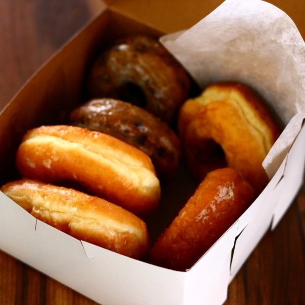 From the Vault for National Doughnut Day: The Story of Doughnuts