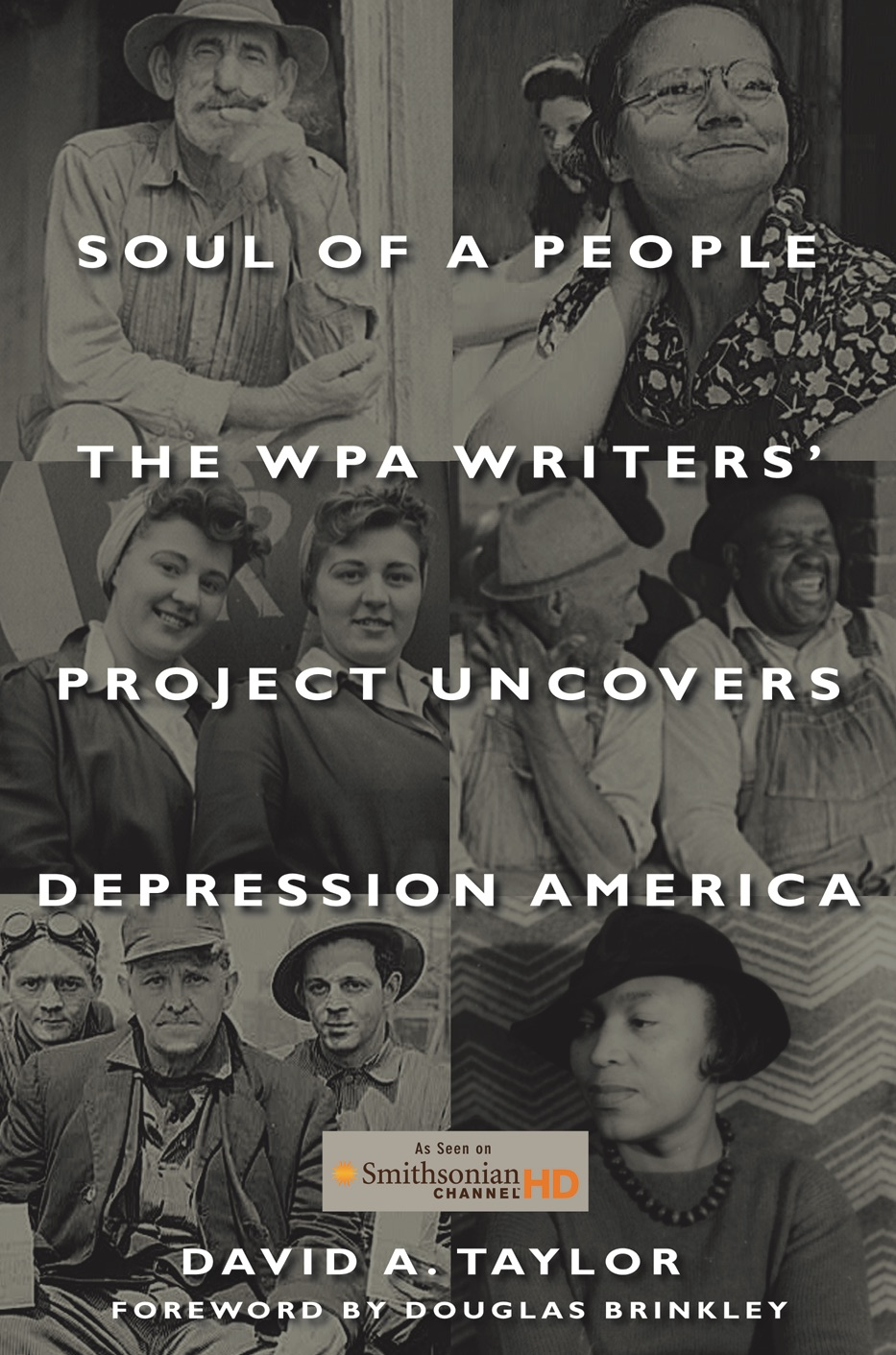 The WPA Writers Project by David A. Taylor