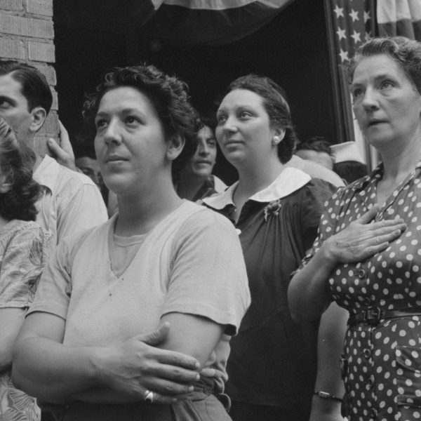 In World War II, the Government Saw Italian-Americans as a Security Threat