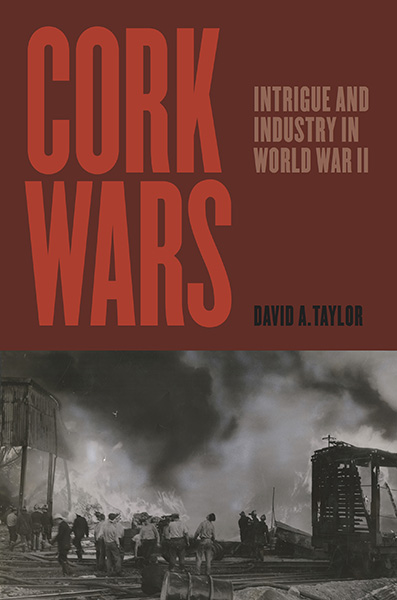 Cork Wars by David A. Taylor