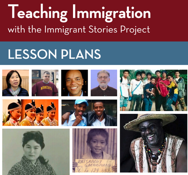 Can Assembling Immigrant Stories Bring Change?